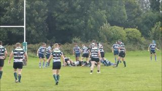 Chiefs v Topsham:Devon One 20/09/14