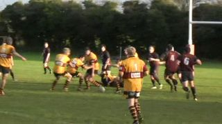Hungerford V Drifters 1st Half
