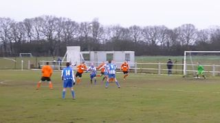 Hullbridge Sports F.C vs Rovers
