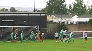 Dockers vs Waltham Abbey F.C - The F.A. Cup
