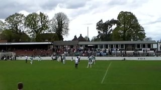 Aylesbury United F.C vs Maidenhead United F.C - B&B Senior Cup Final