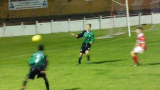 Ramsgate FC vs Phoenix Sports FC (F.A Youth Cup 2015/16)
