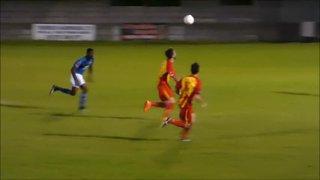 Grays Athletic vs Tilbury  (Stan Veness Cup)
