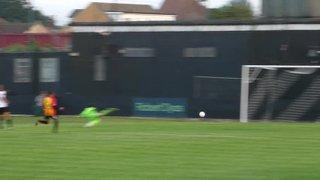 Tilbury FC vs ETU  (Robin Nash Sheild)