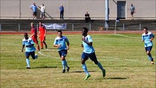 Barkingside FC vs Hadleigh United FC   (F.A CUP)