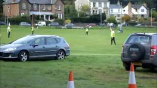 WRFC's excellent car park stewards