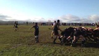 Buckfastleigh away 2011-12