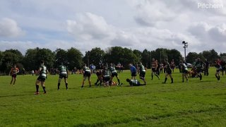 Bankhead Try Withycombe 100916