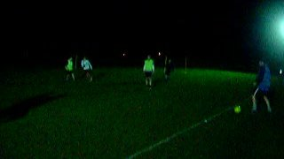 Chadlington FC Training 07/11/12
