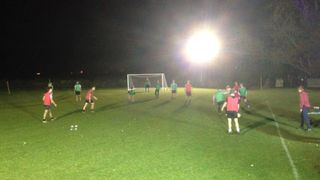 Wednesday night training (2)