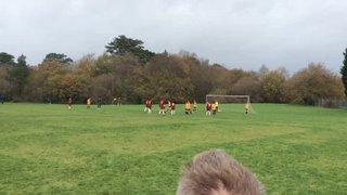 U14's V CC Rangers Goal 2