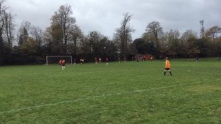 U14's V CC Rangers counter