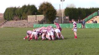 Oldham v Whitehaven 16/04/16 - Alex Jobson Try