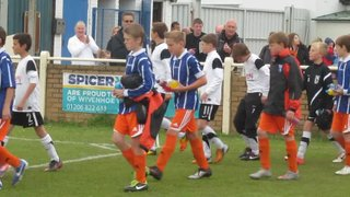 Blues U12s League Cup Final 2013