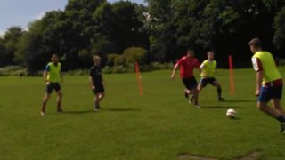 Open Age Men Pre Season Training