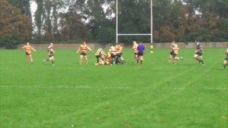 Barnes 1 vs Westcliff 1 - 2014-2015 Round 1