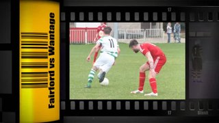 Fairford vs Wantage Reserves