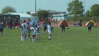 U10 Burnham on Sea 2014 Semi Final 1st half - Part1