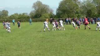 U10 Burnham on Sea 2014 Final 1st half - Part2