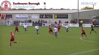 Eastbourne Borough vs Chelmsford City - Highlights