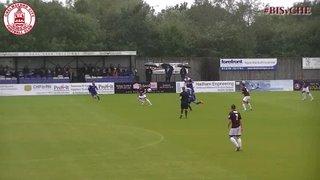 Luke Callander Goal (2) vs Bishop's Stortford (a)