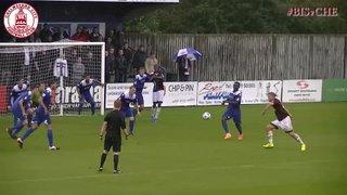 Michael Cheek Goal vs Bishop's Stortford (a)