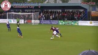 Bishop's Stortford vs Chelmsford City - Highlights