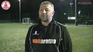 Staines Town Preview - Mark Hawkes & Nicky Eyre Interview