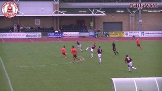 Michael Cheek Goal (1) vs Weston-Super-Mare (h)