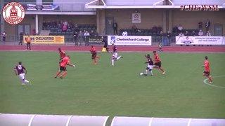 Nicky Nicolau Goal vs Weston-Super-Mare (h)