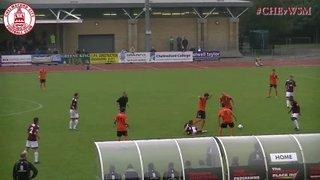 Michael Cheek Goal (2) vs Weston-Super-Mare (h)