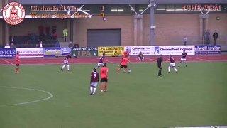 Chelmsford City vs Weston-Super-Mare - Hightlights