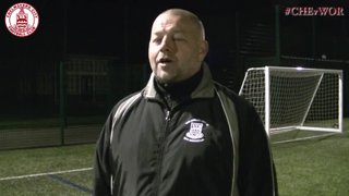 Worthing Preview - Mark Hawkes & Nicky Nicolau Interview