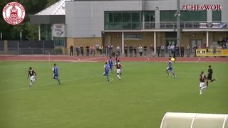 Michael Cheek Penalty vs Worthing (h)