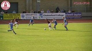 Mark Hughes Goal vs Worthing (h)