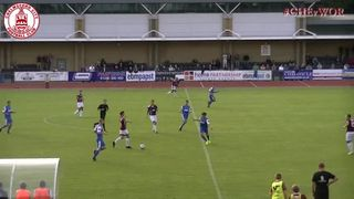 Sam Gregory Goal vs Worthing (h)