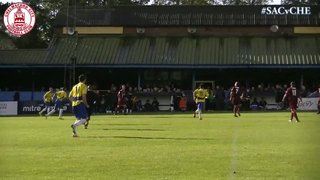 Michael Cheek Goal vs St. Albans City (a)