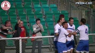 Goals vs Whitehawk 11/10/2014