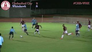 Chelmsford City vs Whitehawk - Highlights