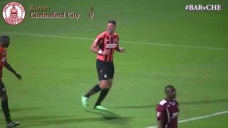 Barnet vs Chelmsford City - Highlights
