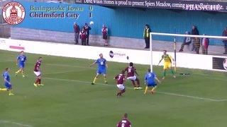 Basingstoke Town vs Chelmsford City - Highlights