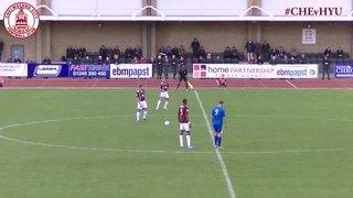 Leon Redwood Goal vs Hayes & Yeading United (h)