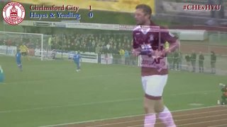 Chelmsford City vs Hayes & Yeading United - Highlights