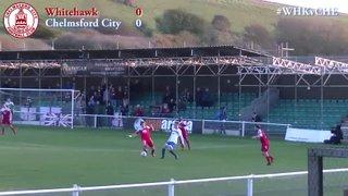 Whitehawk vs Chelmsford City - Highlights