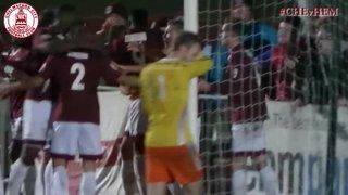 City Goals vs Hemel Hempstead Town (h)