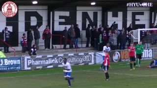 Lee Sawyer Penalty vs Hayes & Yeading (a)
