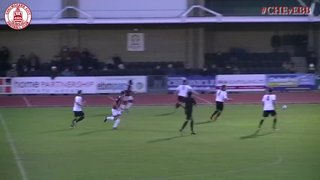 Jaanai Gordon Goal vs Ebbsfleet United (h)