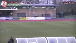 Chelmsford City vs St Albans City - Highlights