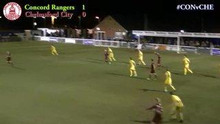 Concord Rangers vs Chelmsford City - Highlights