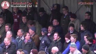 Chelmsford City vs Maidenhead United - Highlights